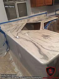 Epoxy Paint Countertops