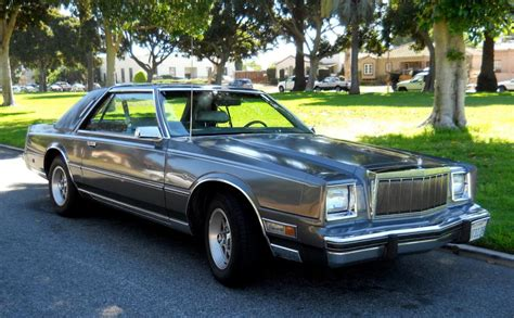 1983 Chrysler Cordoba by 1983 Chrysler Cordoba Favcars Net