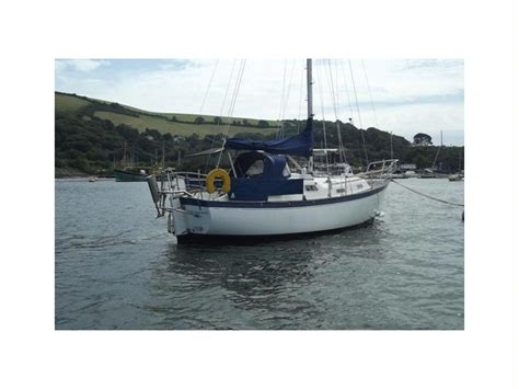 Sailboat Vancouver by Vancouver 28 In Devon Sailboats Used 21001 Inautia