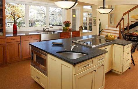 islands in kitchen кухня с островом виды размеры кухонного острова 1993