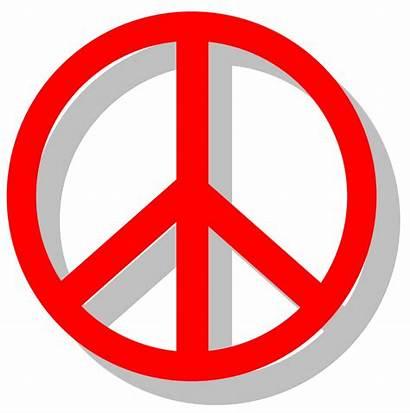 Peace Sign Clip Onlinelabels Svg