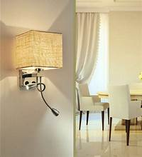 wall reading lamp Modern LED wall light bed lamp reading light hotel bedroom ...