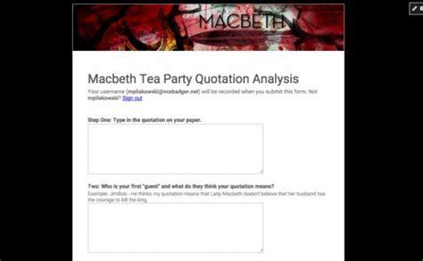 macbeth translation to modern translation and modern