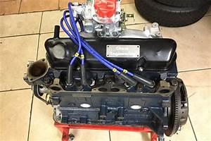 Engine Builder Spec Sheet