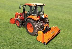 Flail Mowers That Simplify Groundskeeping - Articles - Equipment - Articles