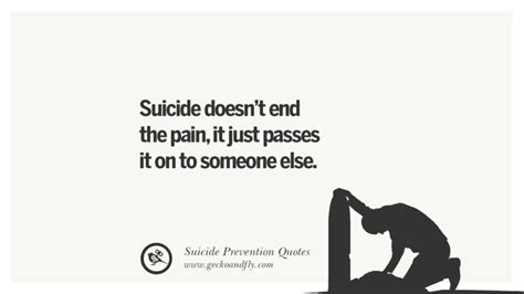 helpful suicidal prevention ideation thoughts  quotes