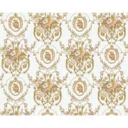 papier peint chateau 4 10 05 m x 0 53 m brun achat