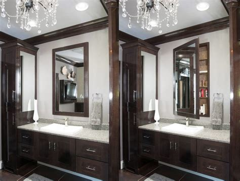 Restoration Hardware Style Home  Transitional  Bathroom