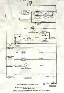 Ge Refrigerator Wiring Diagram Ice Maker