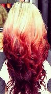 1000+ images about Hair - blonde with red on Pinterest ...
