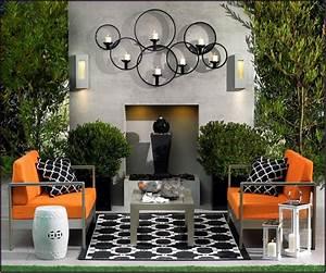 fascinating outdoor garden wall art ideas 2907