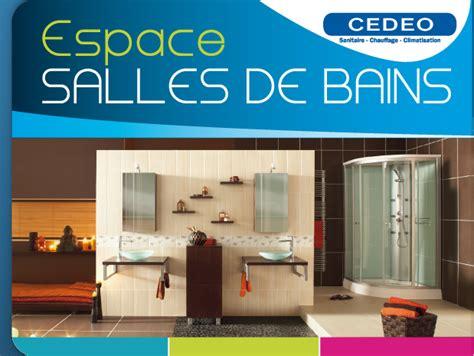 salle de bains cedeo c 233 d 233 o sanitaire chauffage climatisation studio cr 233 atif imagein