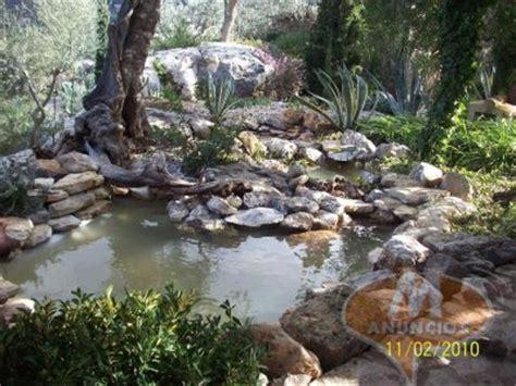 cascadas rocallas estanques fuentes palma de mallorca