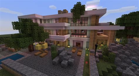 maison minecraft www imgkid the image kid has it