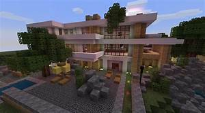 Video De Minecraft Maison : maison minecraft the image kid has it ~ Zukunftsfamilie.com Idées de Décoration