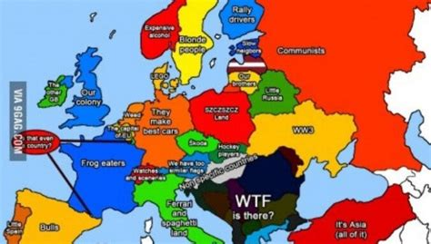 Karte: Kā latvieši redz citas Eiropas valstis - DELFI