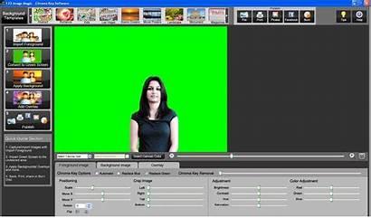 Editing Software Chroma Key Magic Multimedia Photographic