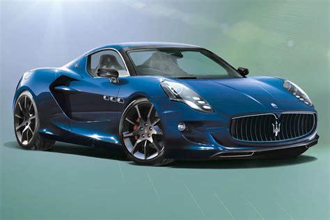 New Maserati Gransport Mid-engined V8 Supercar Porsche 911