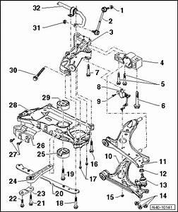 Revue Technique Automobile Volkswagen Golf 5  Berceau