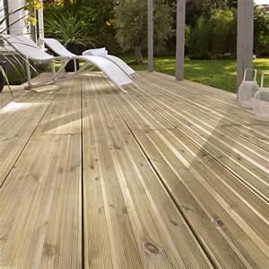 Prix Terrasse Bois : terrasse bois castorama prix nos conseils ~ Edinachiropracticcenter.com Idées de Décoration