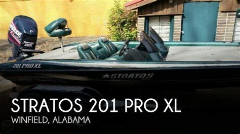 Bass Boats For Sale In Gadsden Al by Stratos New And Used Boats For Sale In Alabama