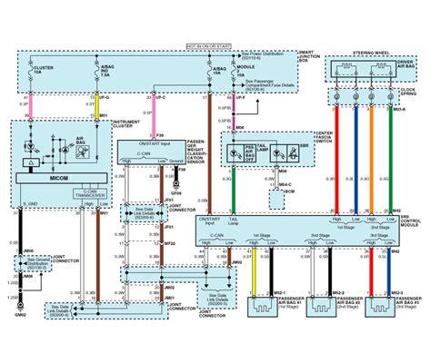 Kia Soul Schematic Diagrams Restraint