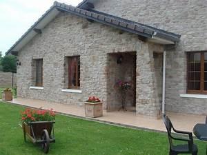 Pierre De Parement Intérieur : pierre de parement ~ Melissatoandfro.com Idées de Décoration