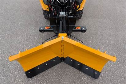 Trackless Plow Position Folding Epoke Towed Equipment