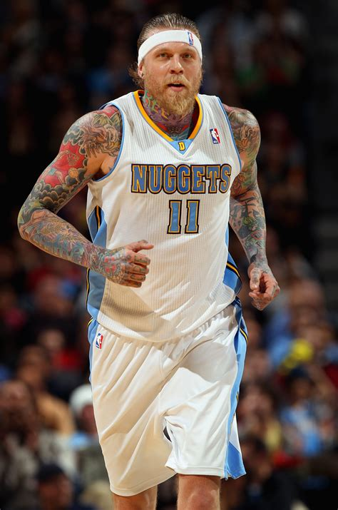 """Police Search Home Of Nuggets' Chris """"birdman"""" Andersen"""