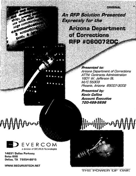 securus tech phone number az contract 2007 2014 evercom securus prison