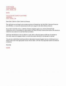 cease and desist letter template for debt collectors - dispute letter template