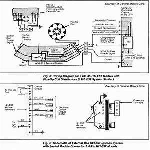 1977 Hei Wire Diagram Chevy 350