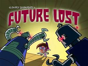 Future Lost Nickelodeon Fandom Powered By Wikia