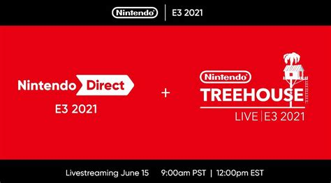 Nintendo Direct to go live on June 15 at E3 2021; to focus ...