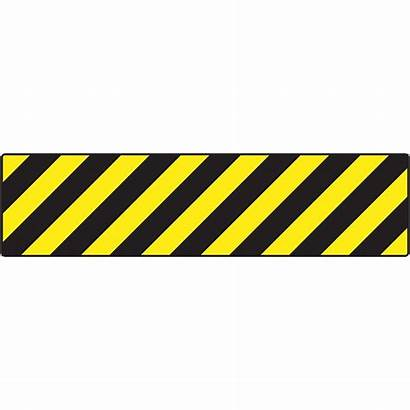 Tape Caution Clipart Border Clip Construction Yellow