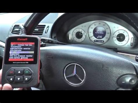 mercedes diagnose best mercedes diagnostic tool