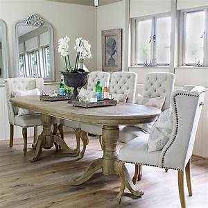 Large, Oval, Oak, Dining, Table