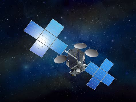 SSL to build Eutelsat's all-eletric broadcast satellite to ...