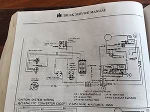 Ignition Wiring Diagram For 1976 International Scout