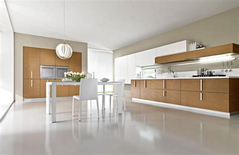 Minimalist Design Ideas : Ideas Of Modern Kitchen Design In Minimalist Style