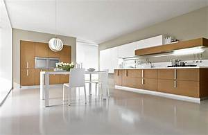 Minimalist Interior Design : 24 ideas of modern kitchen design in minimalist style homedizz ~ Markanthonyermac.com Haus und Dekorationen
