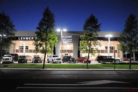 lehmers concord buick gmc concord ca information