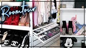 Begehbarer Kleiderschrank Ikea Pax : mein ankleidezimmer roomtour begehbarer kleiderschrank ikea pax gewinnspiel youtube ~ Orissabook.com Haus und Dekorationen