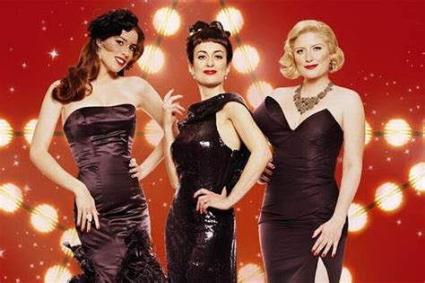 The Puppini Sisters To Perform In Cardiff