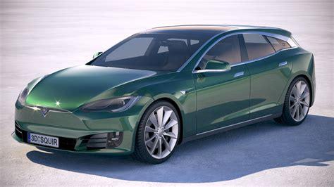 2019 Tesla Model S by Tesla Model S Shooting Brake 2019