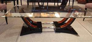 Table Basse Art Deco : table basse art deco palissandre de rio ref tabb 19 esprit art d co vente meubles art d co ~ Teatrodelosmanantiales.com Idées de Décoration