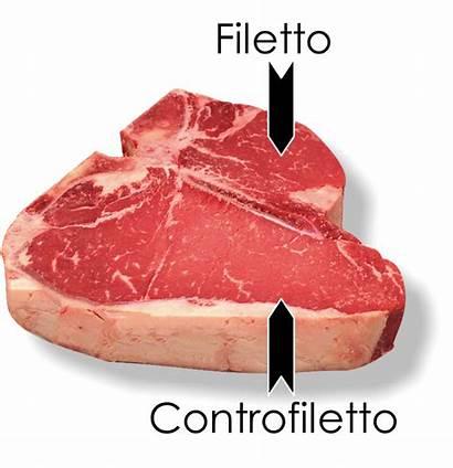 Costata Fiorentina Carne Controfiletto Filetto Come Lombata