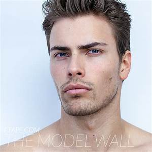 Andreas Eriksen | IMG | The Model Wall | FTAPE.COMModels ...