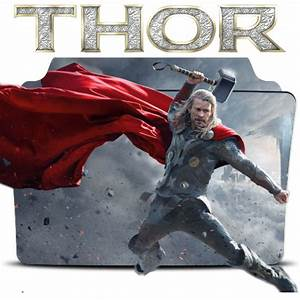Thor Movies Folder Icon by fazal786 on DeviantArt