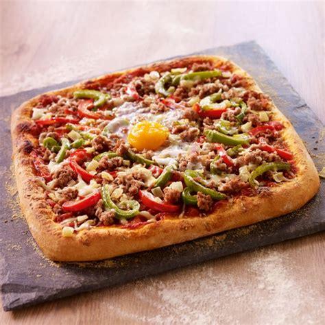 recette pate a pour pizza recette pizza 224 la viande hach 233 e facile en vid 233 o francine recette de pizza 224 la viande